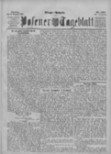 Posener Tageblatt 1895.08.09 Jg.34 Nr369
