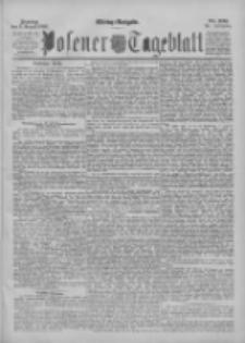 Posener Tageblatt 1895.08.09 Jg.34 Nr370