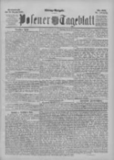 Posener Tageblatt 1895.08.10 Jg.34 Nr372