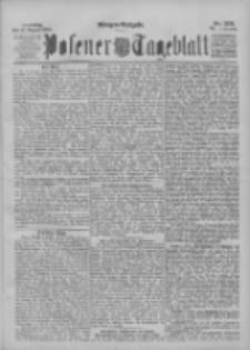 Posener Tageblatt 1895.08.11 Jg.34 Nr373