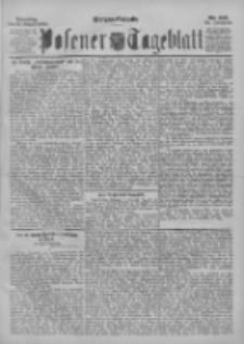 Posener Tageblatt 1895.08.13 Jg.34 Nr375