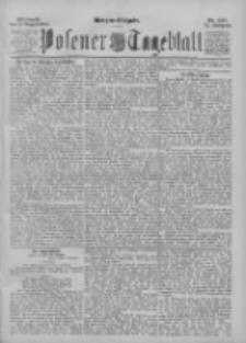 Posener Tageblatt 1895.08.14 Jg.34 Nr377