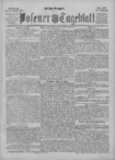 Posener Tageblatt 1895.08.14 Jg.34 Nr378