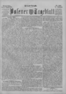 Posener Tageblatt 1895.08.15 Jg.34 Nr379