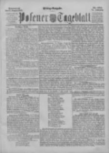 Posener Tageblatt 1895.08.17 Jg.34 Nr384