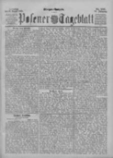 Posener Tageblatt 1895.08.18 Jg.34 Nr385