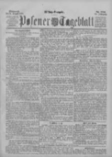 Posener Tageblatt 1895.08.21 Jg.34 Nr390