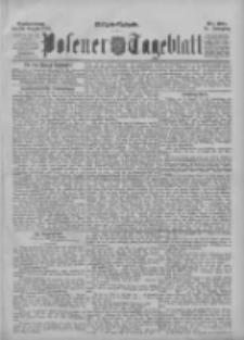 Posener Tageblatt 1895.08.22 Jg.34 Nr391
