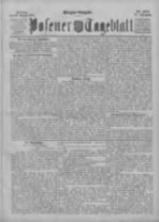 Posener Tageblatt 1895.08.23 Jg.34 Nr393