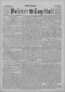Posener Tageblatt 1895.08.23 Jg.34 Nr394