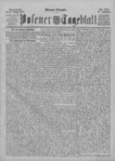 Posener Tageblatt 1895.08.24 Jg.34 Nr395