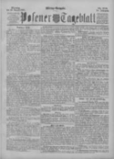 Posener Tageblatt 1895.08.26 Jg.34 Nr398