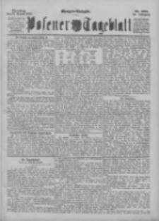 Posener Tageblatt 1895.08.27 Jg.34 Nr399