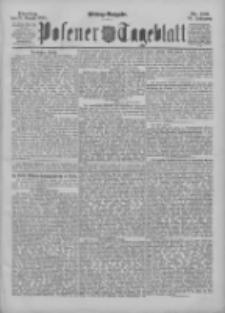 Posener Tageblatt 1895.08.27 Jg.34 Nr400