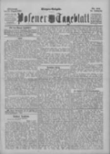 Posener Tageblatt 1895.08.28 Jg.34 Nr401