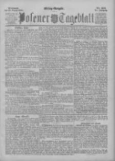 Posener Tageblatt 1895.08.28 Jg.34 Nr402