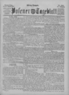 Posener Tageblatt 1895.08.29 Jg.34 Nr404