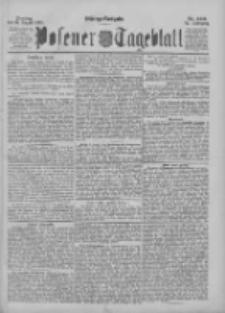 Posener Tageblatt 1895.08.30 Jg.34 Nr406
