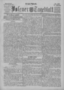 Posener Tageblatt 1895.08.31 Jg.34 Nr407