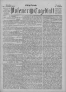 Posener Tageblatt 1895.09.03 Jg.34 Nr411