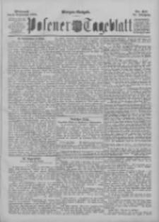 Posener Tageblatt 1895.09.04 Jg.34 Nr412