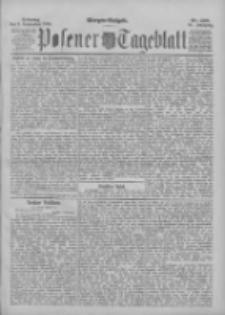 Posener Tageblatt 1895.09.08 Jg.34 Nr420