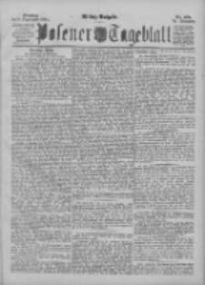 Posener Tageblatt 1895.09.09 Jg.34 Nr421