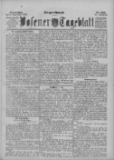 Posener Tageblatt 1895.09.12 Jg.34 Nr426