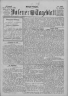 Posener Tageblatt 1895.09.18 Jg.34 Nr436