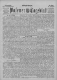 Posener Tageblatt 1895.09.19 Jg.34 Nr438