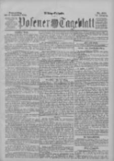 Posener Tageblatt 1895.09.19 Jg.34 Nr439