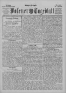 Posener Tageblatt 1895.09.20 Jg.34 Nr440