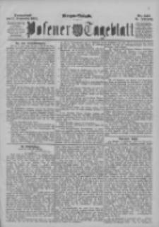 Posener Tageblatt 1895.09.21 Jg.34 Nr442