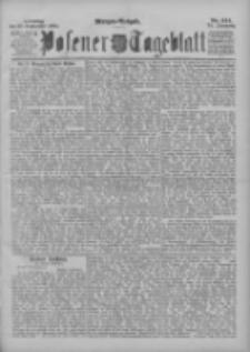 Posener Tageblatt 1895.09.22 Jg.34 Nr444