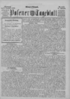 Posener Tageblatt 1895.09.25 Jg.34 Nr448