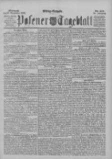 Posener Tageblatt 1895.09.25 Jg.34 Nr449