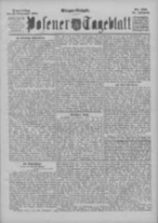 Posener Tageblatt 1895.09.26 Jg.34 Nr450