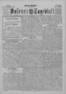 Posener Tageblatt 1895.09.27 Jg.34 Nr452
