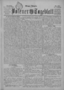 Posener Tageblatt 1895.10.01 Jg.34 Nr458