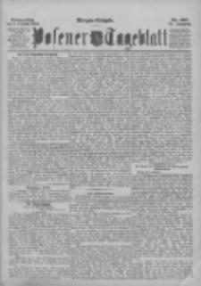Posener Tageblatt 1895.10.03 Jg.34 Nr462