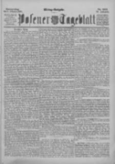 Posener Tageblatt 1895.10.03 Jg.34 Nr463