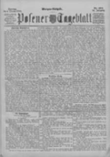 Posener Tageblatt 1895.10.04 Jg.34 Nr464