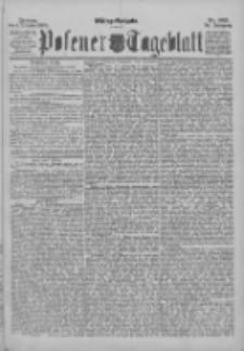 Posener Tageblatt 1895.10.04 Jg.34 Nr465