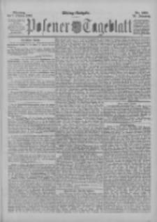 Posener Tageblatt 1895.10.07 Jg.34 Nr469