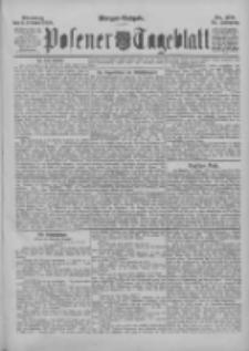 Posener Tageblatt 1895.10.08 Jg.34 Nr470