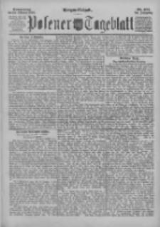 Posener Tageblatt 1895.10.10 Jg.34 Nr474