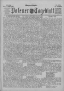 Posener Tageblatt 1895.10.11 Jg.34 Nr476