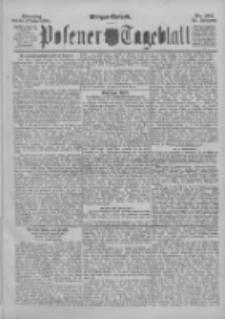 Posener Tageblatt 1895.10.15 Jg.34 Nr482