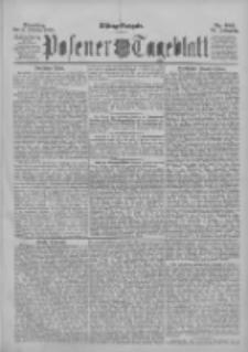 Posener Tageblatt 1895.10.15 Jg.34 Nr483