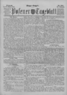 Posener Tageblatt 1895.10.16 Jg.34 Nr484